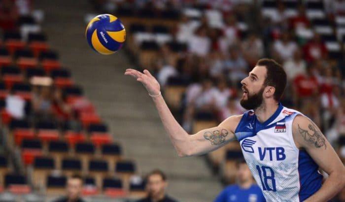Газпром создает новый волейбольный клуб «Зенит Санкт-Петербург»